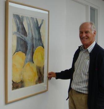 Hans Jurgens exposeert in Woudenberg